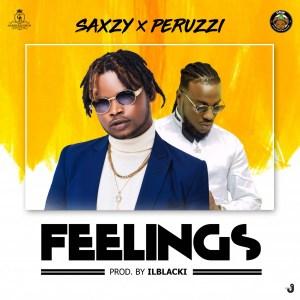 Saxzy - Feelings Ft. Peruzzi